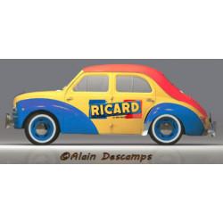 Kit déco 4CV Renault....