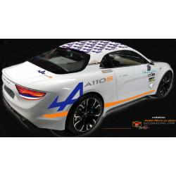 Kit deco Alpine A110 et...