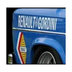 Bandes d'aile RENAULT GORDINI