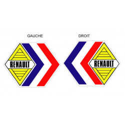 Chevron d'aile Renault 40X50cm