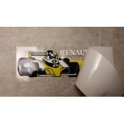 """""""Renault Elf"""" Formule 1...."""
