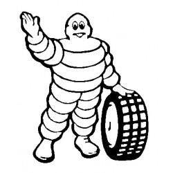 "Michelin Bibendum  ""le pneu"""