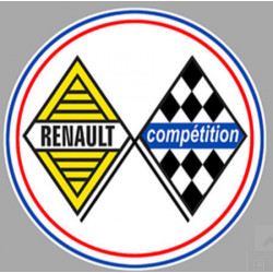 Renault competition  logo...