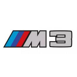 BMW  logo  M3