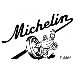 Michelin Bibendum pneu   556b