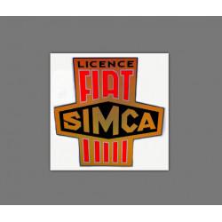 Simca logo ancien par JP