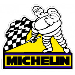 Michelin Logo Bibendum...