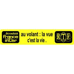 """Sticker vintage : """"au..."""
