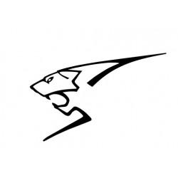 Logo Lion Peugeot  (2000)