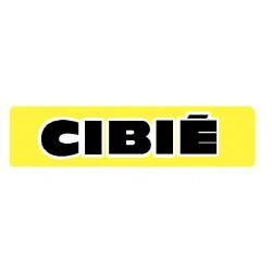 CIBIE, sticker logo...
