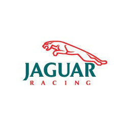 JAGUAR RACING , logo en...