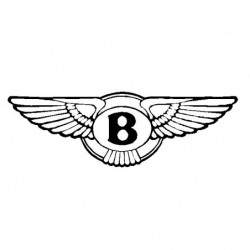 BENTLEY sticker Logo...