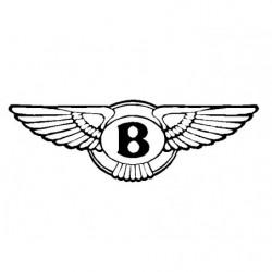 BENTLEY sticker Logo...