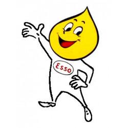 ESSO, sticker logo vintage...