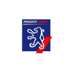 PEUGEOT sport , logo (en...