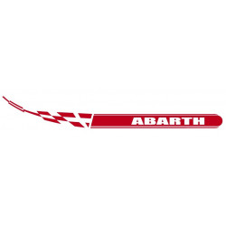 FIAT ABARTH Bandes stripping