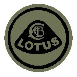 LOTUS, Sticker logo (R712)
