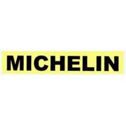 MICHELIN, sticker lettrage...