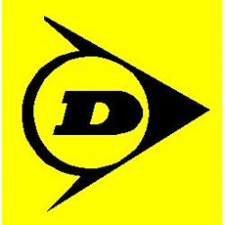 DUNLOP sticker logo adhésif...
