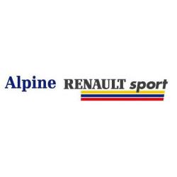 Alpine pare soleil Renault...