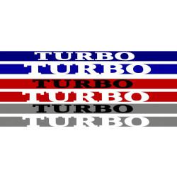 "R5 bandes ""TURBO"""