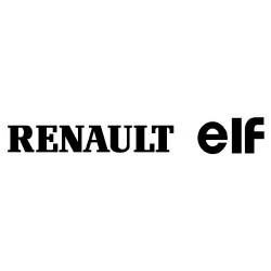 RENAULT ELF (R958)