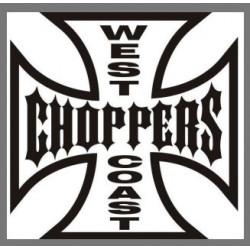 WEST COAST CHOPPER Logo (R994)