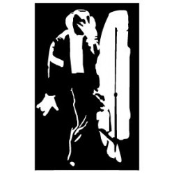 Michael Jackson, sticker de...