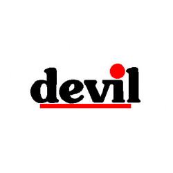 "DEVIL, sticker logo ""DEVIL..."