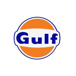 GULF, Logo (R1230)