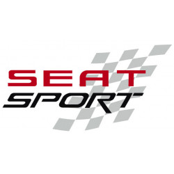 SEAT sport , Sticker marque...