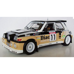 RENAULT 5 turbo DIAC  tour...