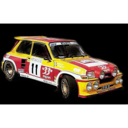 "RENAULT 5 turbo ""33""export..."