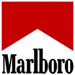 Marlboro, logo classique...
