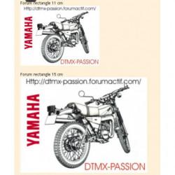 Sticker Club DTMX Passion,...