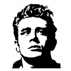 James dean sticker déco en...