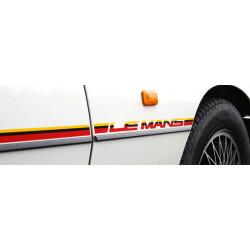 Déco Bandes Porsche 924...