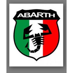 """Ecusson """"Abarth"""" N°2"""