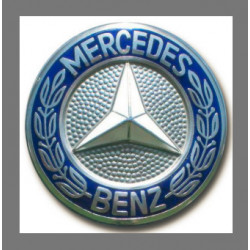 Logos Jantes Mercedes