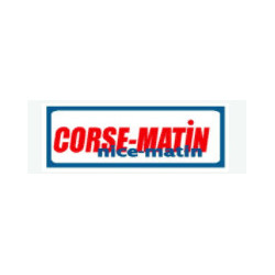 Sticker Corse Matin